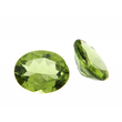 Peridot oval 6 x 4 mm