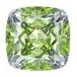 Zirk. Vibrance Green White Cushion 6 mm