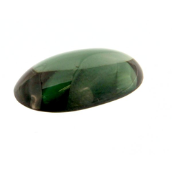 Synth. Turmalin oval cabochon